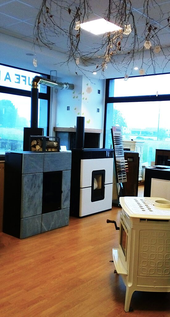 Showroom Fuoco In