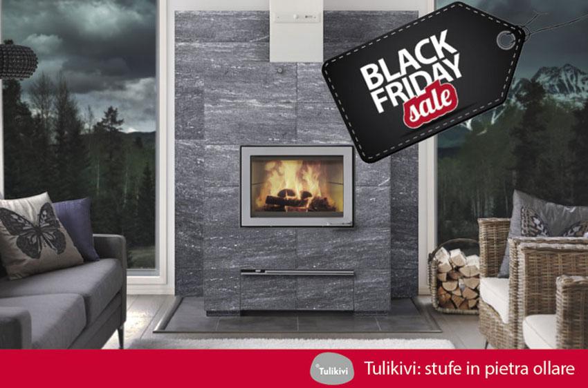 Black friday Stufe Tulikivi