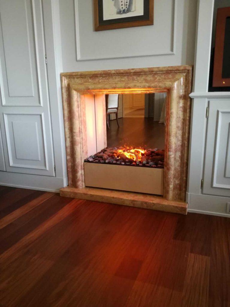 Caminetti elettrici effetto fiamma the flame - 2